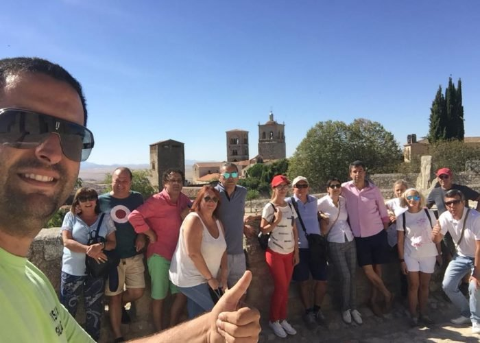 tour privado por extremadura - Destino Trujillo