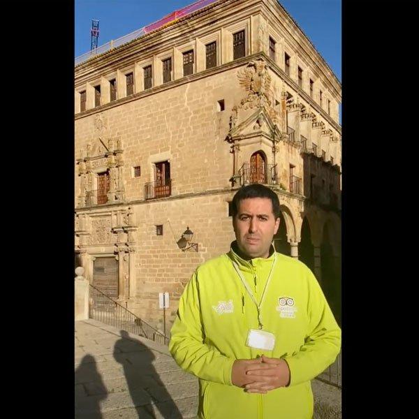Palacio del Duque de San Carlos en Trujillo - Destino Trujillo