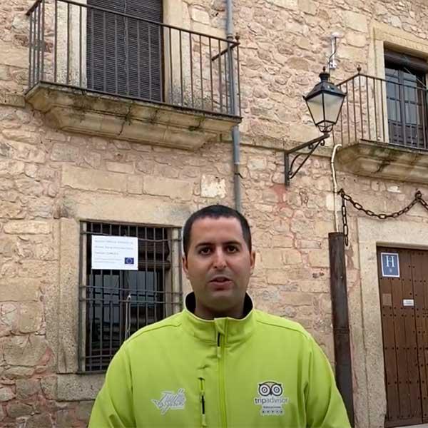 Palacio Chaves Trujillo | Destino Trujillo